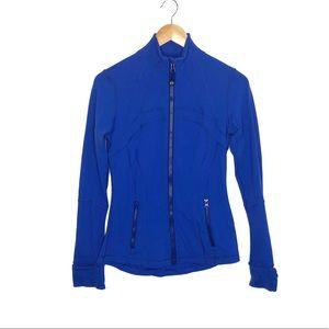 Lululemon Define Jacket Harbor Blue Size 6